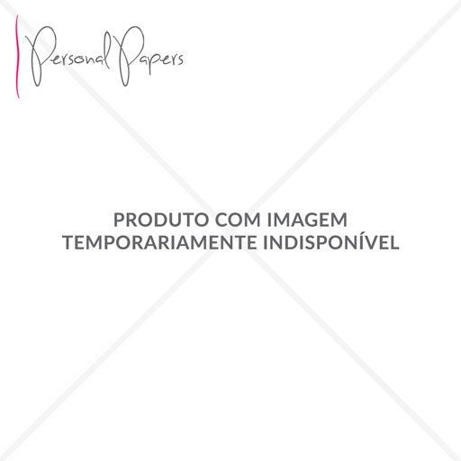Refil Plástico para Álbum Grande Scrap Momentos - Design D