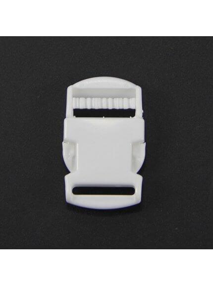 Fecho 25mm - Branco