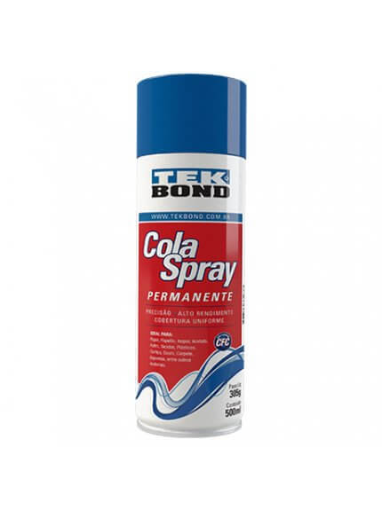 Cola Spray Reposicionável - 305g / 500ml